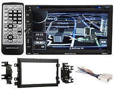 2005-2006 Ford Mustang Car Navigation/DVD/iPhone/Pandora/USB Bluetooth Receiver