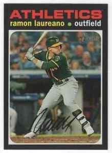 RAMON LAUREANO SP - 2020 TOPPS HERITAGE #495 !