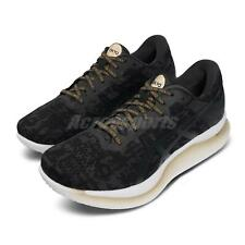 Asics GlideRide Edo Era Tribute Tokyo Black Gold White Women Shoes 1012A930-001