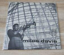 """Vinyle Miles Davis_Volume 3_Modern Jazz Series_Free Jazz_LP_10""""_Blue note"""