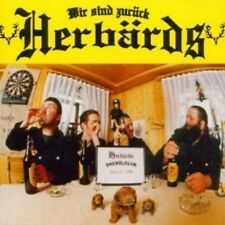 Herbärds - Wir Sind Zurück  CD  14 Tracks  Alternative Rock  NEW+