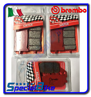 HONDA CRF 1000 L AFRICA TWIN 2016 > BREMBO FRONT / REAR BRAKE PADS SET