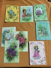 Vintage Greeting Cards UNUSED Lot 24 All Occasions Coronation
