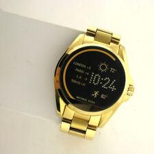 Michael Kors Access Touchscreen MKT5001 Bradshaw Smartwatch Yellow Gold Stnls MK
