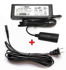 OMNIHIL (14FT) 12V Adapter Power Converter for Wagan 2577 Personal Fridge/Warmer