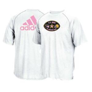"U.S. Army  Adidas Men's ""All American Bowl"" Climalite Performance White T-Shirt"