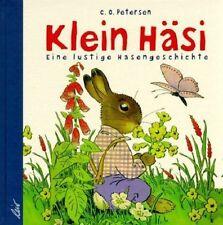 ✿ Klein Häsi - eine lustige Hasengeschichte Ostern Osterhase Kinderbuch NEU ✿