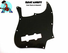 Black 3-PLY Jazz Bass Pickguard fits USA &MIM for Fender ®