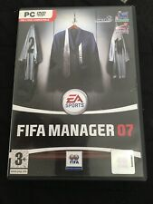 Fifa Manager 07 (PC DVD ROM Game)