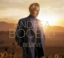 Andrea Bocelli - Believe [CD] Sent Sameday*