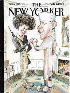 New Yorker--7/21/2008-----140