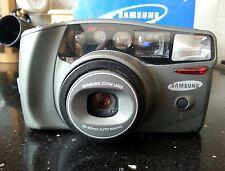 SAMSUNG AF ZOOM 105 S 35 mm film camera 38-105 mm zoom lens
