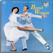 Band Wagon - New Music From the Original Soundtrack LP Record! Fred Astaire!