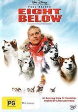 EIGHT BELOW : NEW DVD
