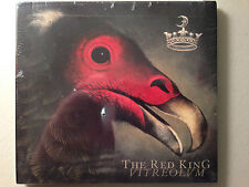 THE RED KING - VITREOLVM 2003 1PR DIGIPAK SEALED! BLOOD AXIS ORDO EQUILIBRIO