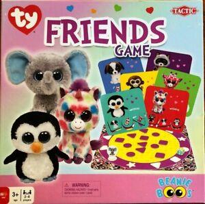Ty Friends Game Beanie Boo's Boo