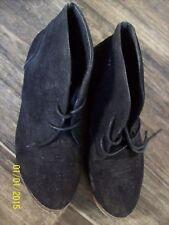 Damen - Boots Schwarz in Gr. 36