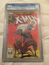 The Uncanny X-men 165 CGC 9.8 Awesome Storm Cover !!!!