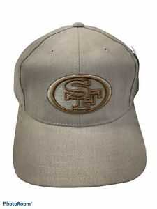 NFL San Francisco 49ers VITAGE Hat American Needle Adjustable Official Licensed