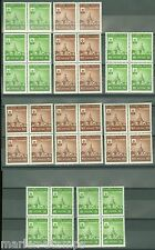 THAILAND  SCOTT#337/38 LOT OF 18 SETS MINT NEVER HINGED