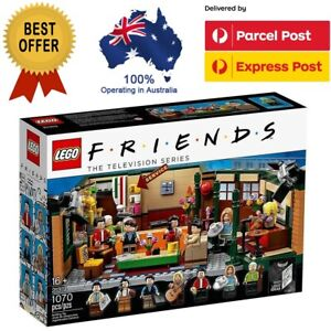 LEGO Ideas 21319 Central Perk Friends TV Series Brand New In Box
