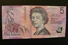 Australia 5 Dollars 1998