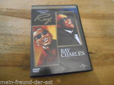DVD película Jamie Foxx-taylor hackford: Ray 2 Disc (FSK 12/176min) Universal