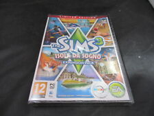 PC The Sims 3 Island Paradise Limited Edition New Italian Version English Game