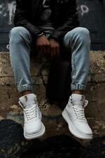 Knack KN505 Sneakers   Weiß   Weiße Sohle