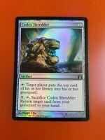 1x Codex Shredder   FOIL   Return to Ravnica   MTG Magic Cards