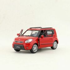 KIA Soul 1:36 Model Car Alloy Diecast Toy Kids Gift Collection Pull Back Red