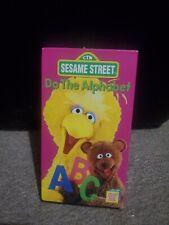 Sesame Street: Do The Alphabet with Big Bird - (VHS; 1996)