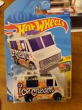 2020 Hot Wheels White Ice Cream Quick Bite Hw Arts Cars