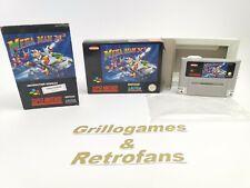 """Super Nintendo Spiel """" Mega Man X2 """" Snes   Ovp   Pal   CIB   MegaMan x2"""