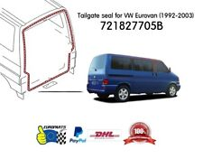 VW EuroVan 1992-2003 Tailgate Seal (Best Seller in Germany!) 721827705B
