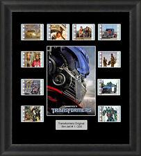 Transformers (2007) 35mm Film Cells Movie Cell Filmcells Presentation