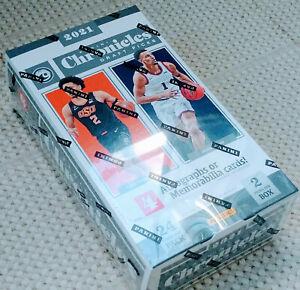 2021 Panini Chronicles Draft Picks Basketball Hobby Box Factory Sealed NBA