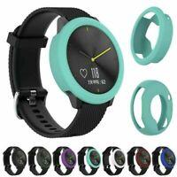 NEU Schutz Hülle Tasche Frame Cover Case für Garmin Vivomove HR Smart Watch HYA