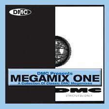 DMC DMC Megamix One - Re-release DJ CD First Disco Mix Club Release