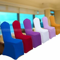 Thicken Spandex Stretch Chair Covers Wedding Party Banquet Decoration TP#