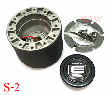 BOSS KIT STEERING WHEEL HUB ADAPTER SUBARU IMPREZA WRX LEGACY FORESTER S2