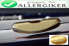 Querflöte  24 Karat Gold Lip 999,9Gold Gold Lip Flute 24 Ct Allergiefrei