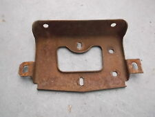 1966 Mustang GT Shelby All Steel Hood Latch Support Brace Base Bracket Original
