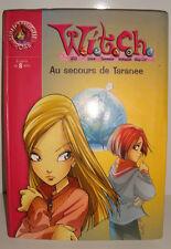 LES WITCH TOME 4 AU SECOURS DE TARANEE BIBLIOTHEQUE ROSE N°1474