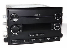 Ford Edge 2006-2013 Audiophile Chrome 6 Disc CD Radio 8E5T-18C815-BE