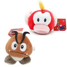 Super Mario Series Pukupuku OR Cheep Cheep & Goomba soft Plush Doll X'mas Gift