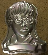 Wilton Harry Potter Cake Pan 2105-5000 w/Instructions Warner Bros 2001