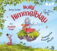 HOLLY HIMMELBLAU-UNMAGISCHE FREUNDIN GESUCHT - SZILLAT,ANTJE TEIL 1 2 CD NEW