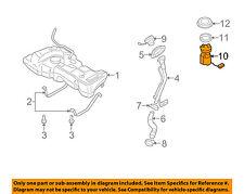 NISSAN OEM 07-12 Versa-Fuel Pump 170409EG0C