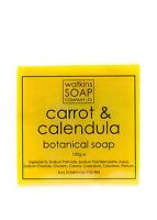 Carrot & Calendula Natural Soap - SLS Free 100g Bar